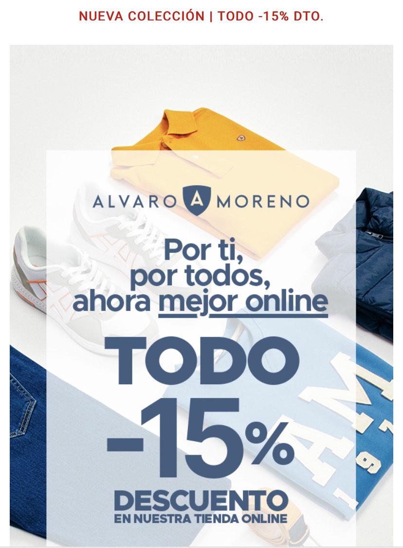 15% Alvaro Moreno Nueva coleccion
