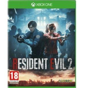 Xbox One Resident Evil 2 Remake