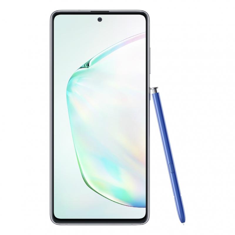 Samsung Galaxy Note 10 Lite N770F 8GB Ram /128GB Dual Sim - Aura Glow
