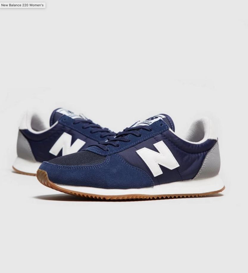 Zapatillas para mujer New Balance