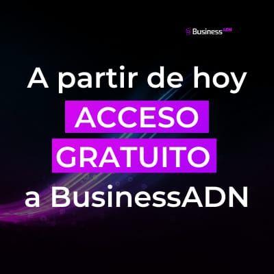 AMPLIADO hasta 12/04 - Business ADN Gratis Curso Emprendedores