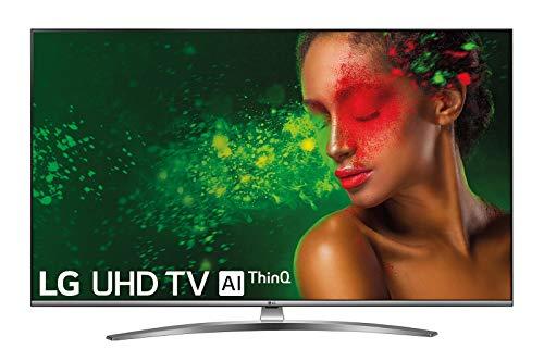 """LG 55UM7610PLB - Smart TV 4K UHD de 139 cm (55"""") con Alexa Integrada"""