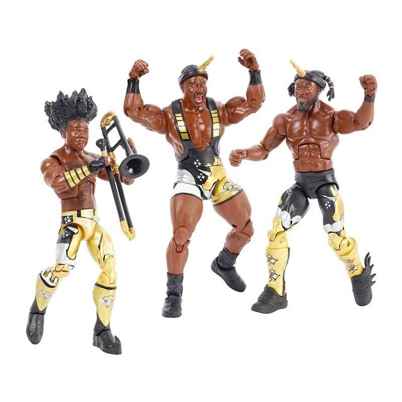 WWE FIGURAS ELITE BOOTY-OS