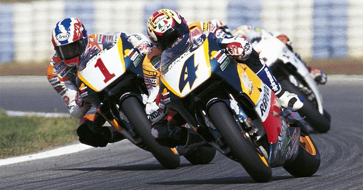 MotoGP carreras históricas GRATIS para la cuarentena