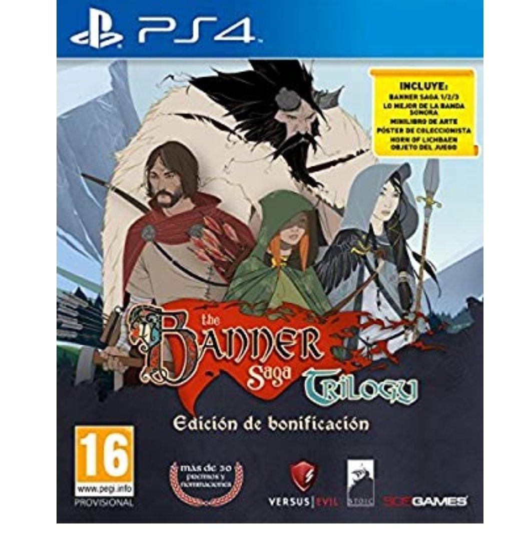 PS4 The Banner Saga Collection (Edición completa)