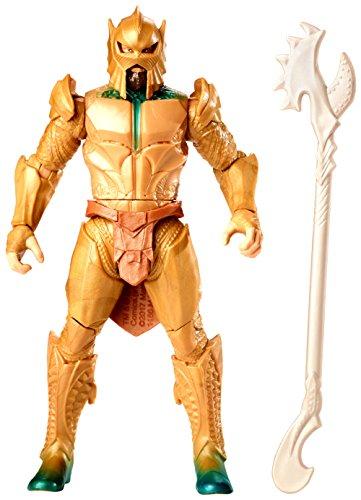 Figura de 15 cm de la película Liga de la Justicia de un soldado de Atlantis