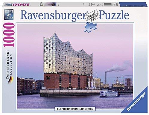 Puzzle 1000 piezas Elbphilharmonie Hamburg