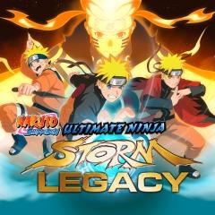 Saga completa Naruto ultimate ninja storm Ps4