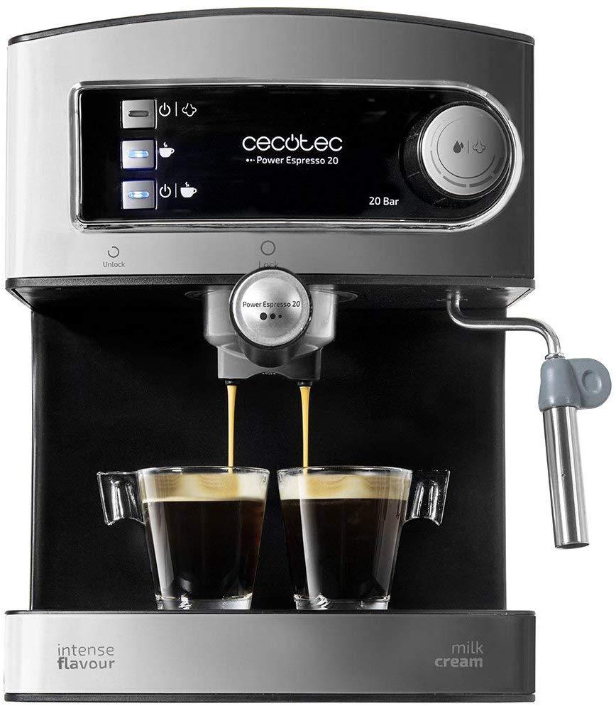 Cecotec Espresso Cafetera Express Mecánica [Desde España]