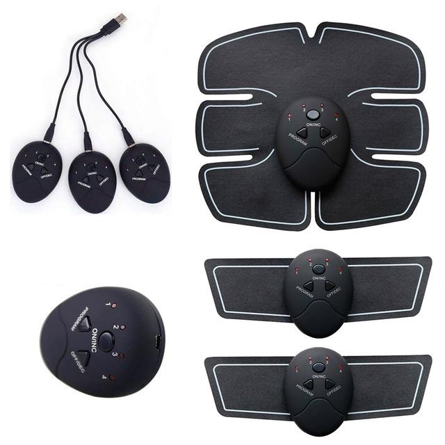 FYTTER Electro estimulador Muscular inalámbrico Shaper SH-2X - Especial Cuarentena