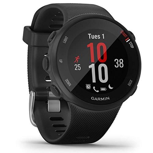 Garmin Forerunner 45/G - Reloj Multisport con GPS, Tecnología Pulsómetro Integrado, color negro en 4 colores.