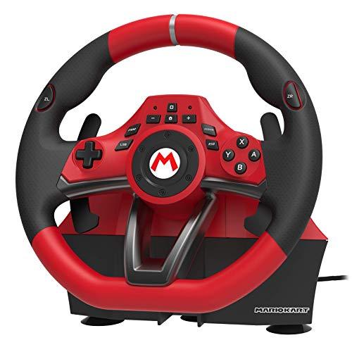 HORI - Volante Mario Kart Pro Deluxe (Nintendo Switch/PC)