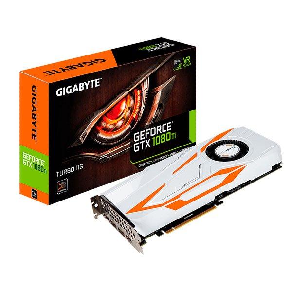 Gigabyte GTX 1080 Ti 11Gb = 608€