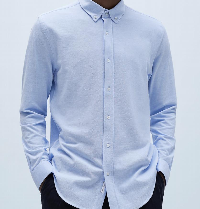 Camisas de hombre a 9,99€ en Zara