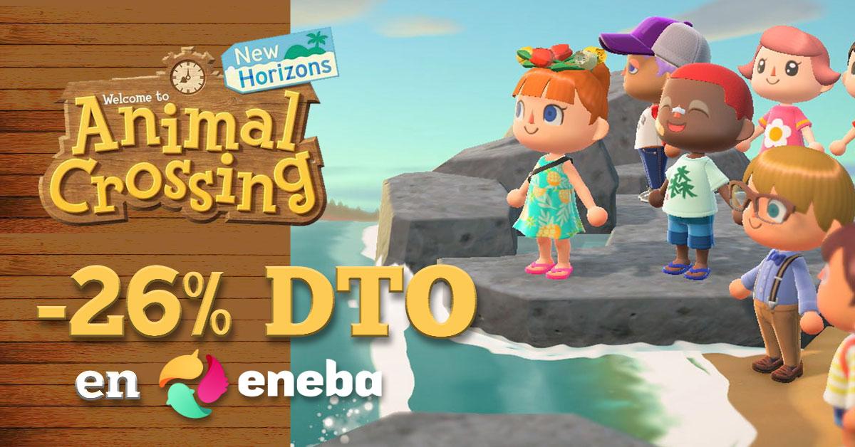 Animal Crossing: New Horizons (Digital)