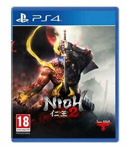 NIOH 2 PS4 - PLAYSTATION 4 CASTELLANO DIGITAL