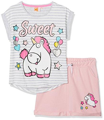 Conjunto ropa para niña Minions talla 8 años