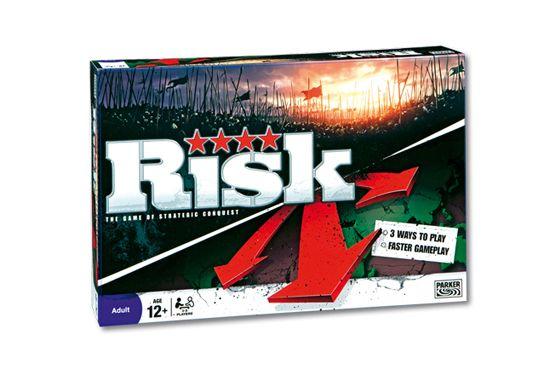 El mejor juego de estrategia. EL RISK