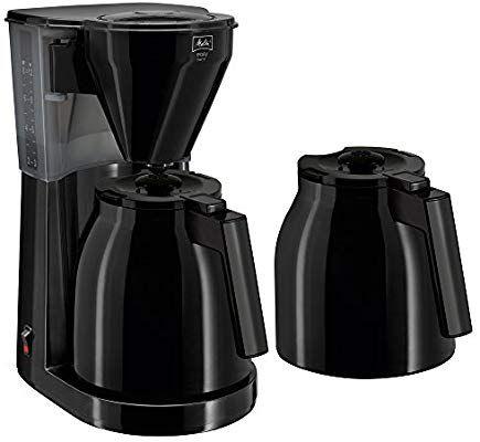 Cafetera Melitta Easy 1050W + 2 jarras termo