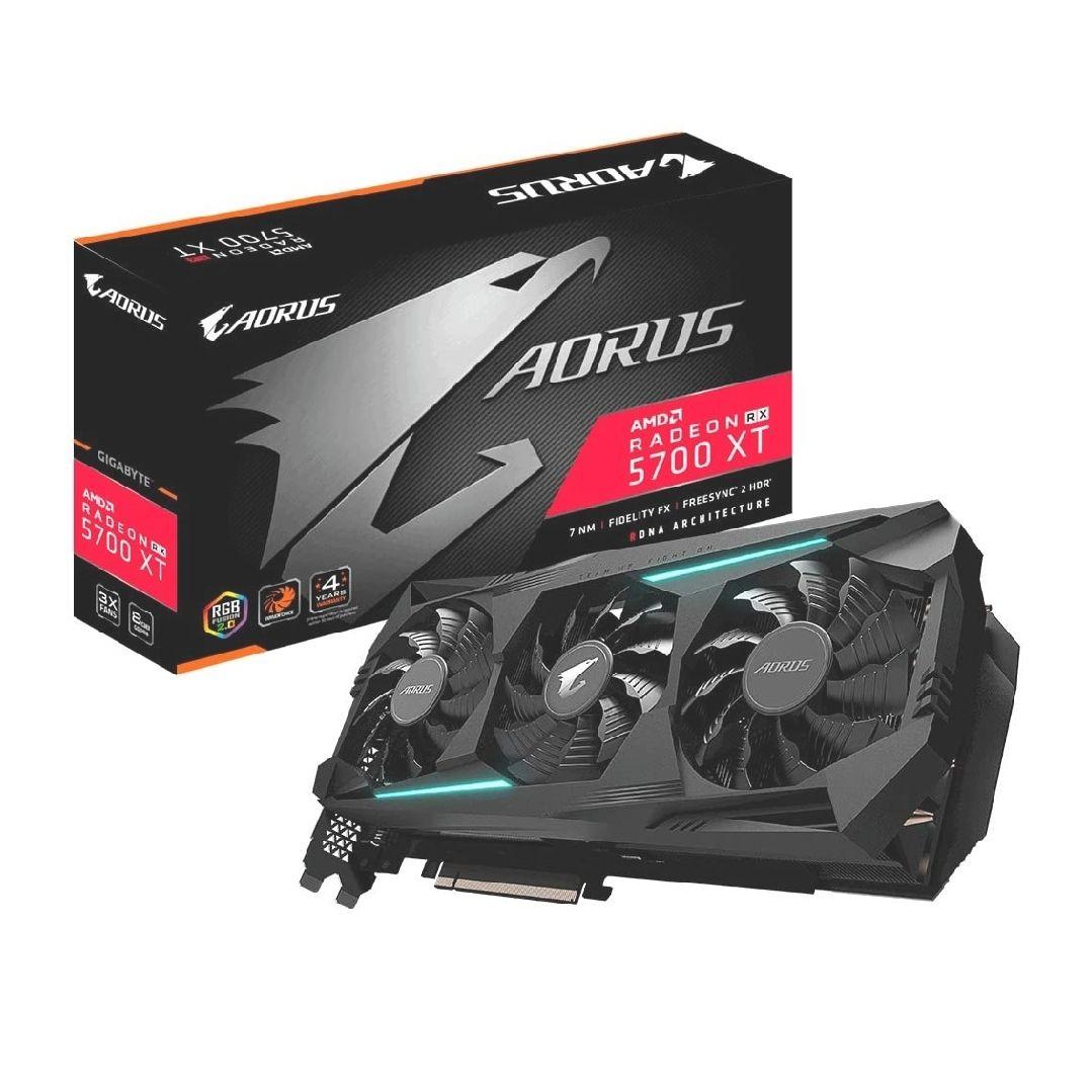 Gigabyte RX 5700 XT AORUS 8GB