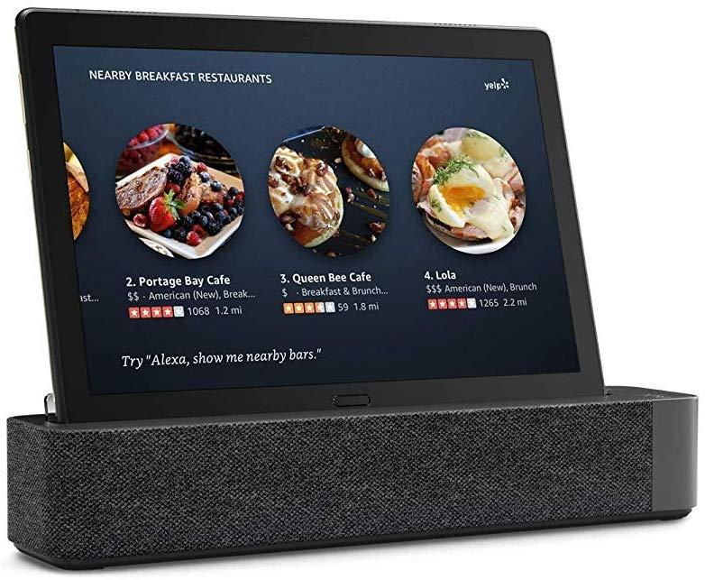 Lenovo Smart Tab Alexa FullHD solo 146€