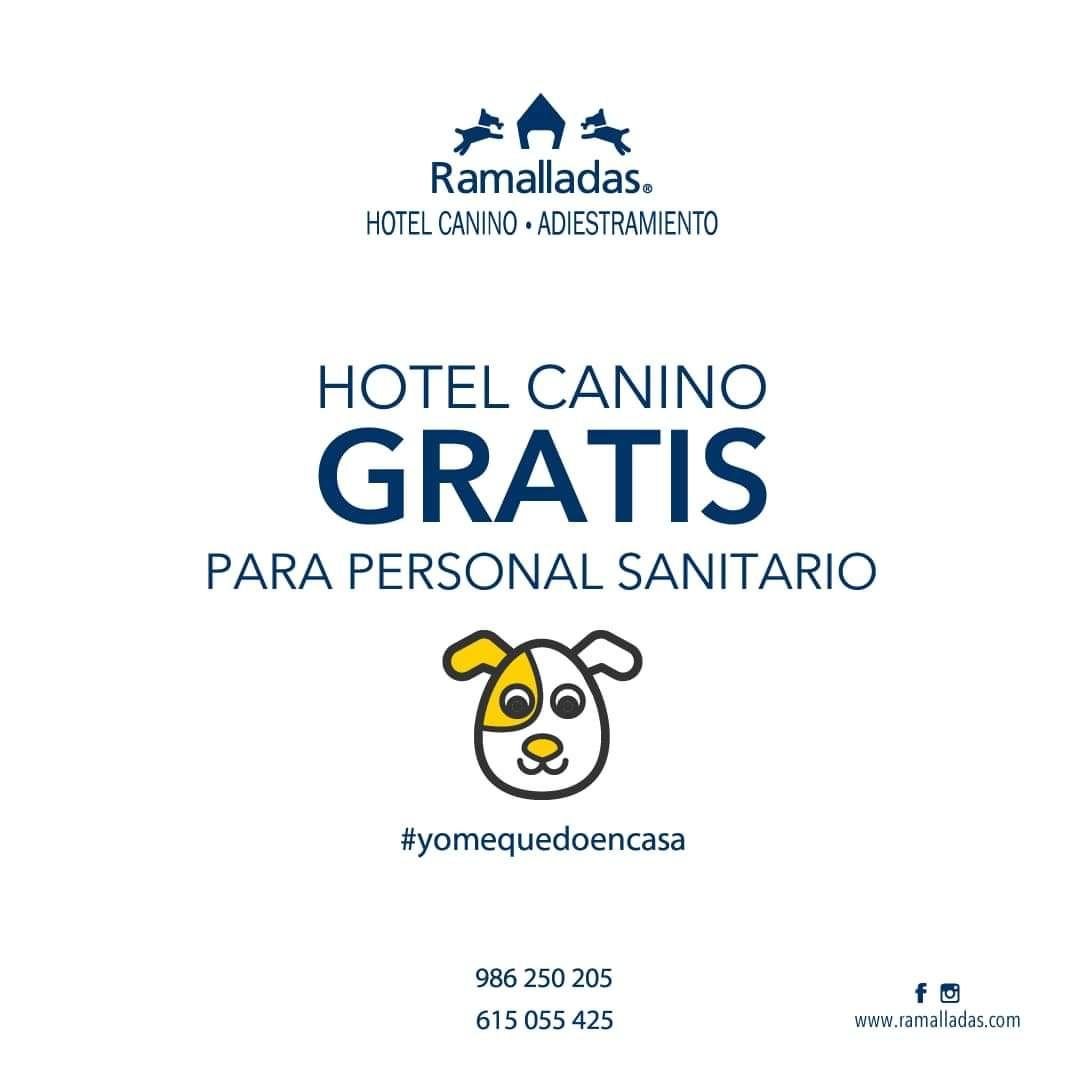 Residencia animal gratuita en Pontevedra y A Coruña