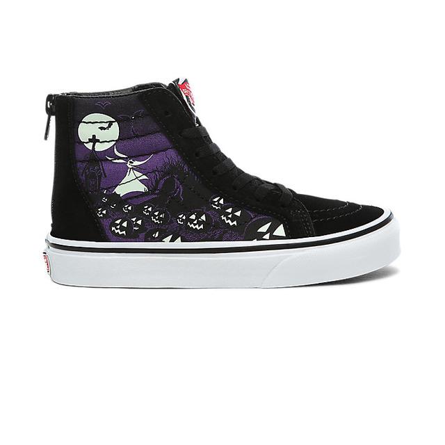 Zapatillas casual de niño Uy SK8-Hi Zip (Disney) Jacks Vans