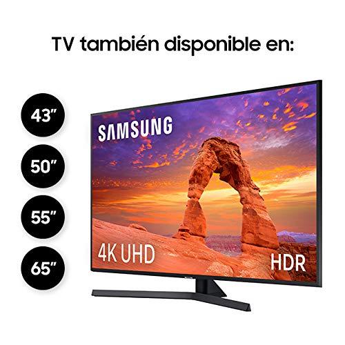 "Samsung 50RU7405 - 4K UHD 2019 - Smart TV de 50"" Ultra Dimming, HDR (HDR10+)"