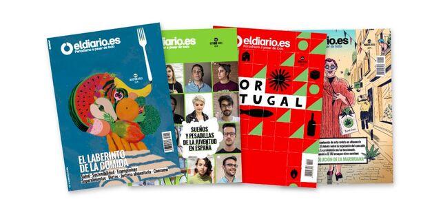 Las 26 revistas de eldiario.es GRATIS en EPUB para iPad, Android y Kindle