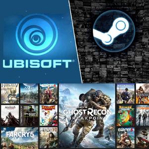 Steam :: Hasta un 75% selección juegos Ubisoft