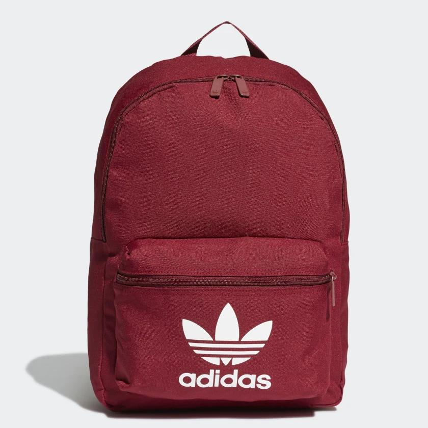 Mochila Adidas roja o rosa por 12 €