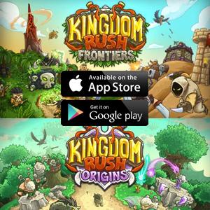 GRATIS :: Todos los Kingdom Rush (Android, IOS)