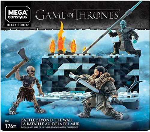 Mega Construx Juego de Tronos - Batalla de los Caminantes Blancos Game of Thrones GOT