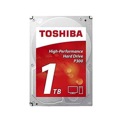 "Toshiba P300 - Disco Duro Interno de 1 TB, 3.5"""