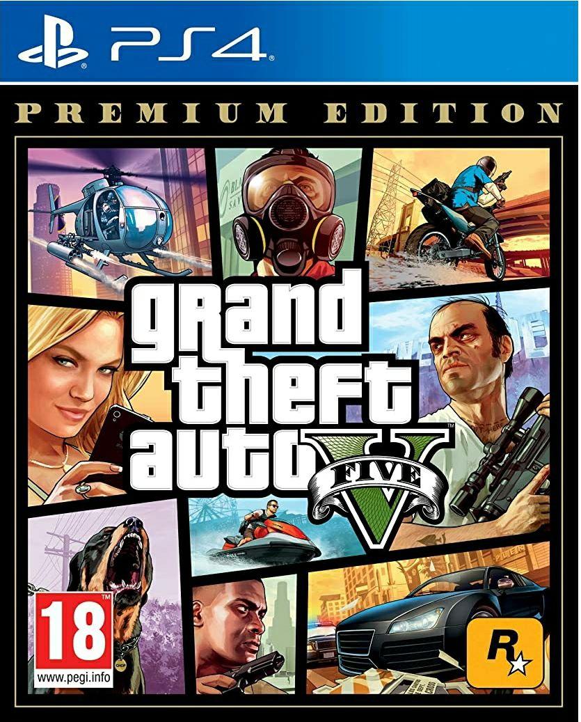 GTA V Premium Edition rebajado