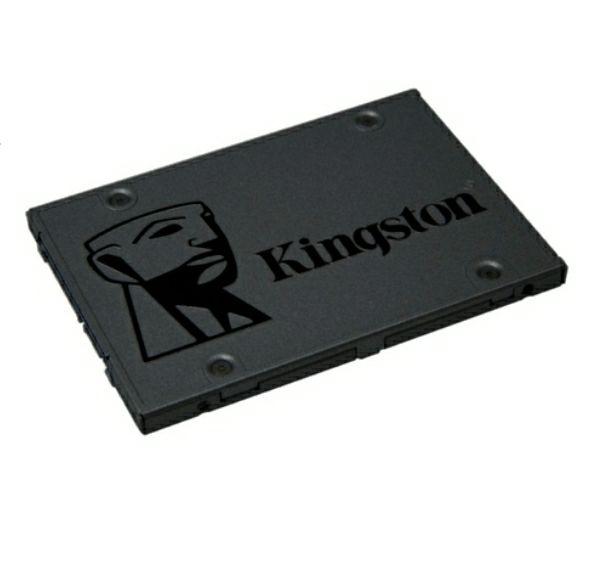 Disco Duro SSD 120GB - Kingston Technology A400, SATA III, 500 MB/s