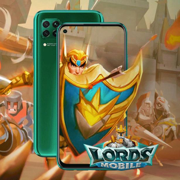 (Solo Huawei y Honor) Pack de 30€ GRATIS para Lords Mobile