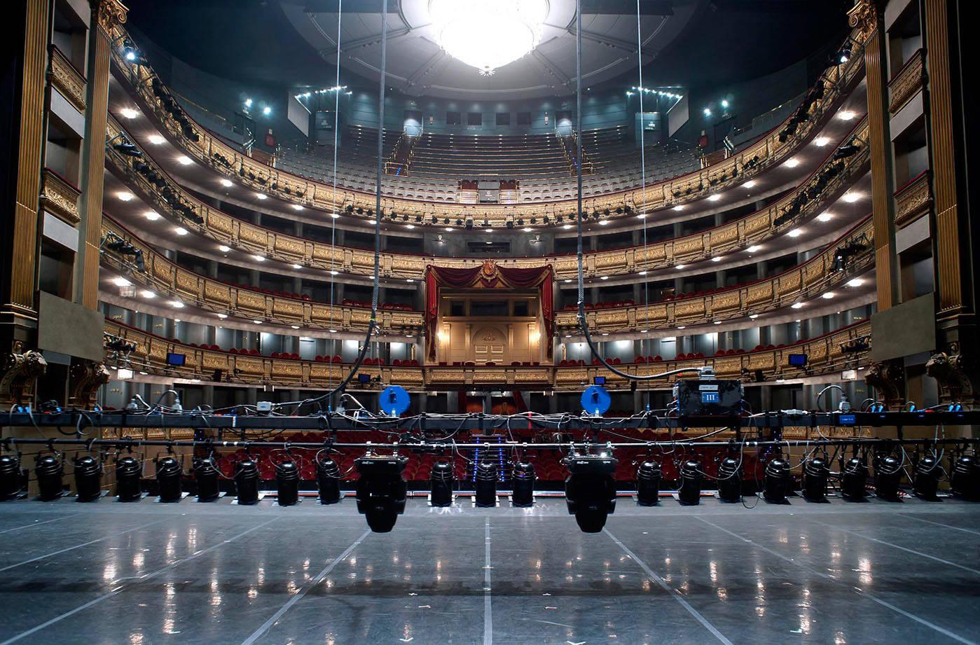 Teatro Real y El Liceu acceso GRATUITO a todo su contenido