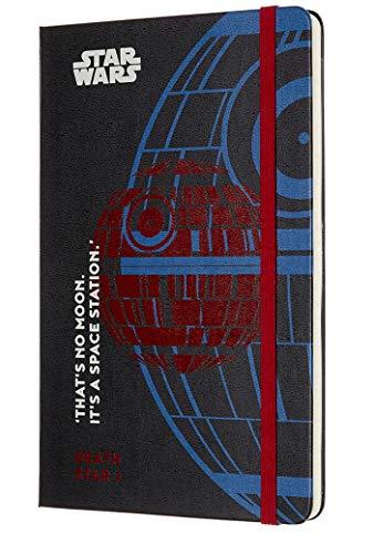 Moleskine - Agenda Semanal de 18 Meses, Edición Limitada Star Wars