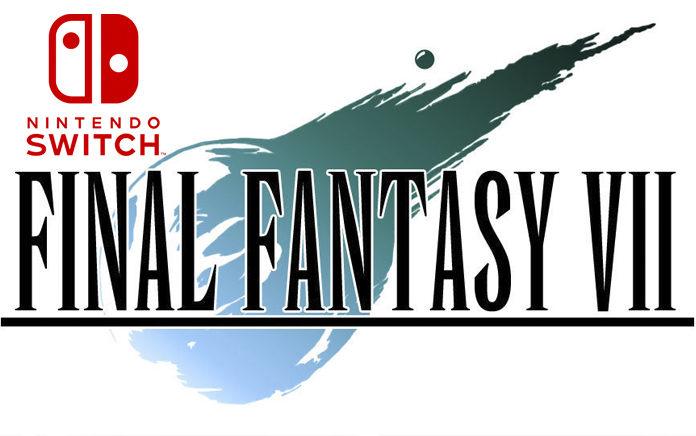 Final Fantasy VII Nintendo Switch eshop