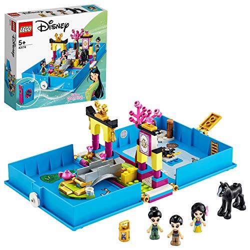 LEGO Disney Princess - Cuentos e Historias: Mulán Juguete Libro Personalizable