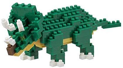 Nanoblock Triceratops // Mini series NANOBLO 240 piezasCK