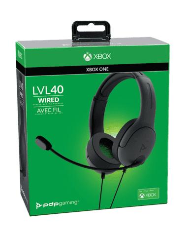 PDP - Auricular Stereo Gaming LVL40