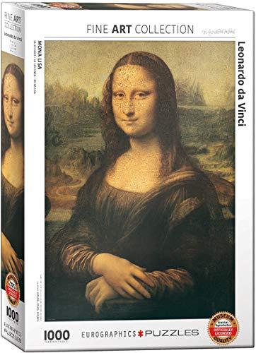 Puzzle Mona Lisa 1000 piezas