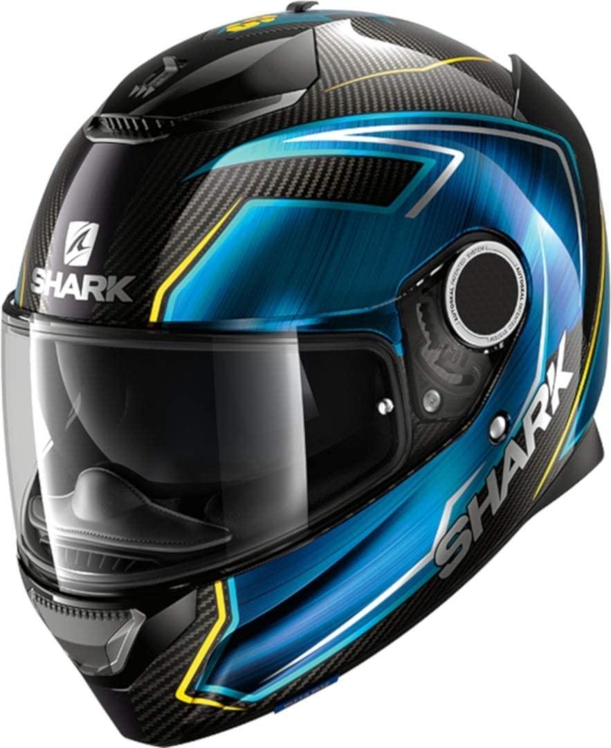 Shark Casco de moto Spartan CARBON 1.2 Guintoli