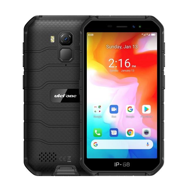 Ulefone Armor X7 - 2GB/16GB IPS68 4000 mAh Telefono Reforzado antigolpes