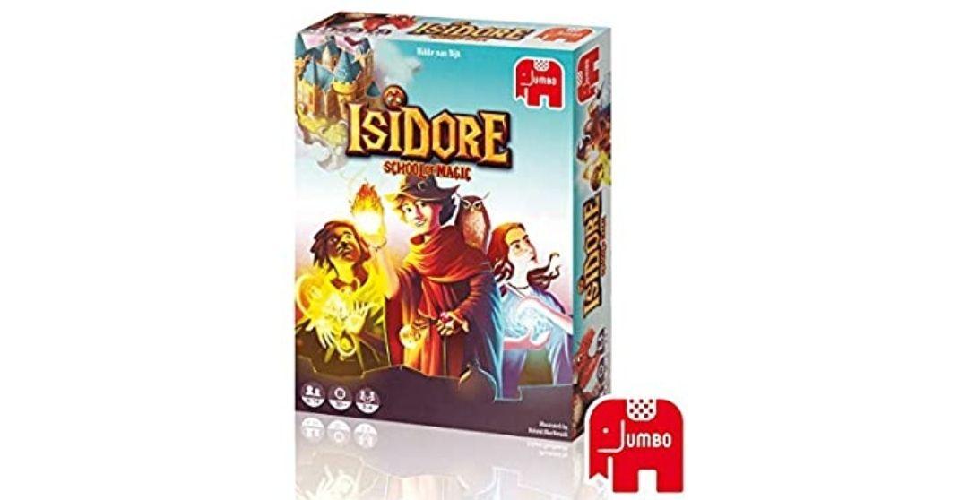 Diset- Isidore School of Magic, Multicolor