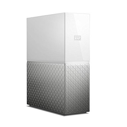 Western Digital My Cloud Home - Almacenamiento En Red NAS de 3 TB