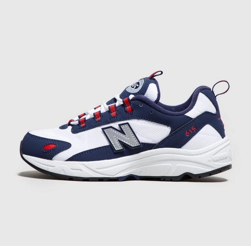 Zapatillas para mujer New Balance 615