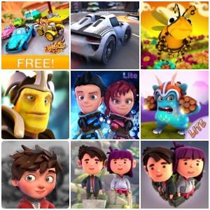 Ashot Balasanyan y Bussy Bee :: Regalan todos su juegos (IOS, Android)